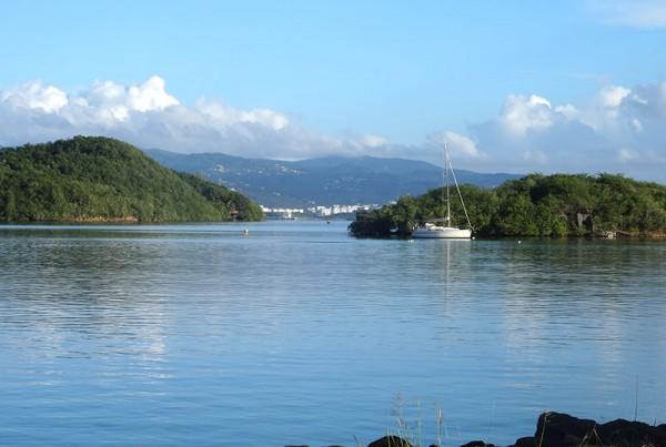 Baie-des-Trois-Ilets